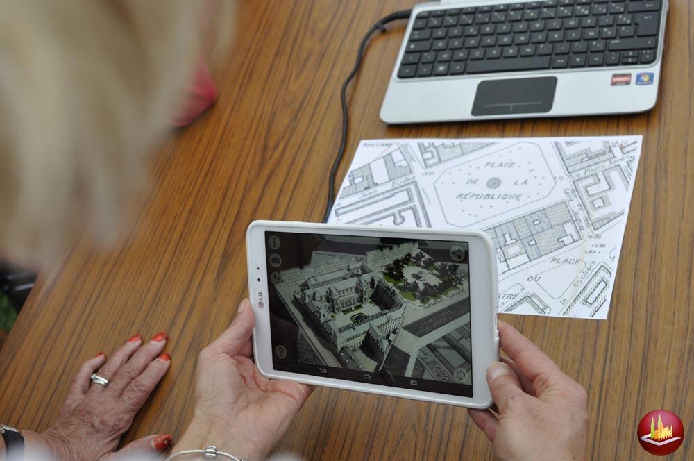 Application hôtel de ville pour smartphone et tablette
