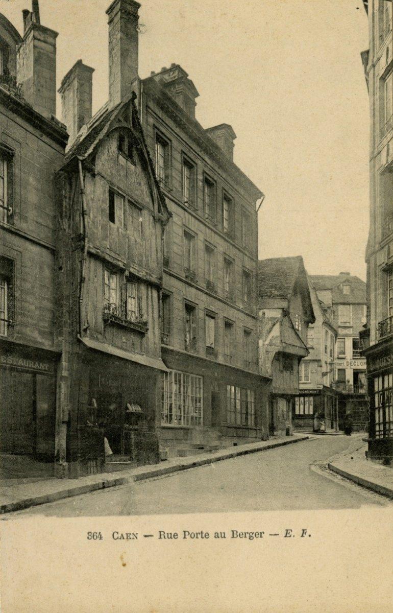 5 rue Porte-au-Berger