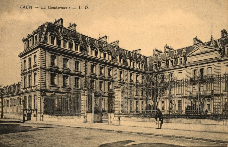 Ancienne gendarmerie