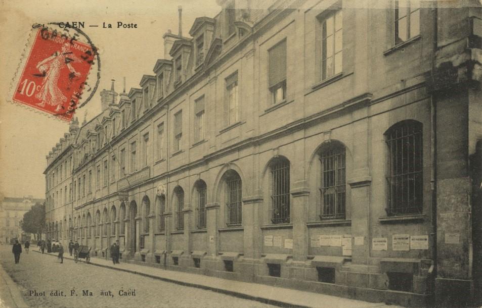 Ancien Hôtel de ville - Aile de la rue Jean Eudes