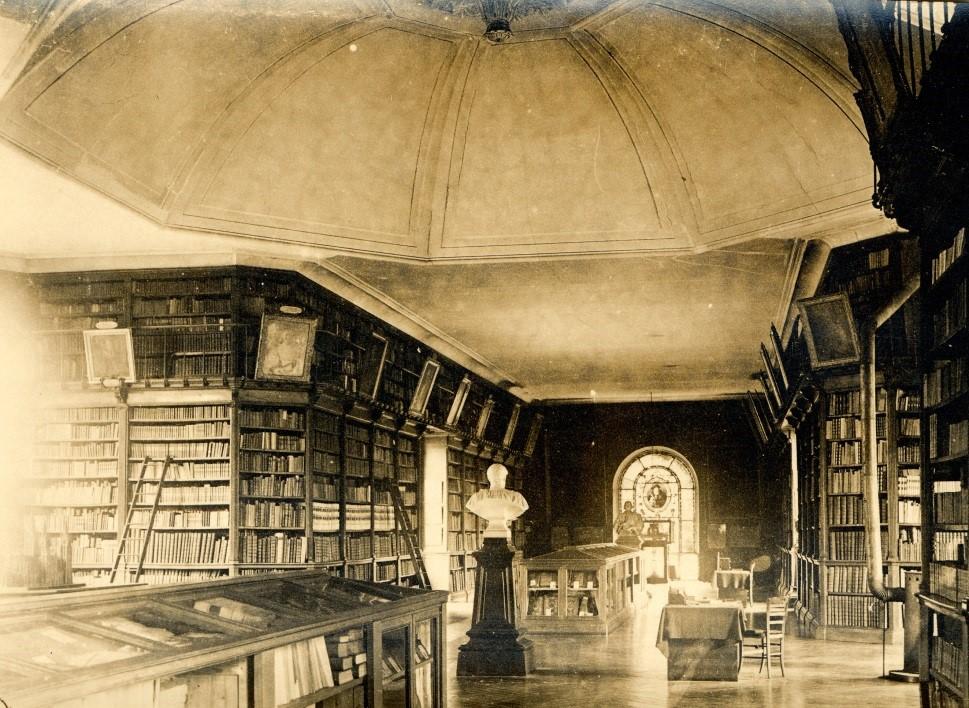Ancienne bibliothèque municipale