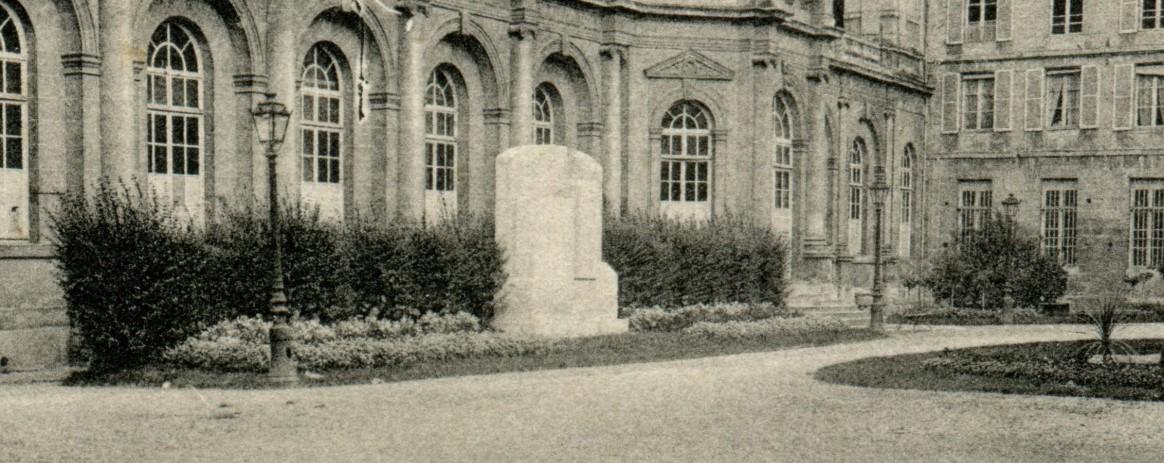Ancien Hôtel de ville - Mémorial Gabriel Dupont