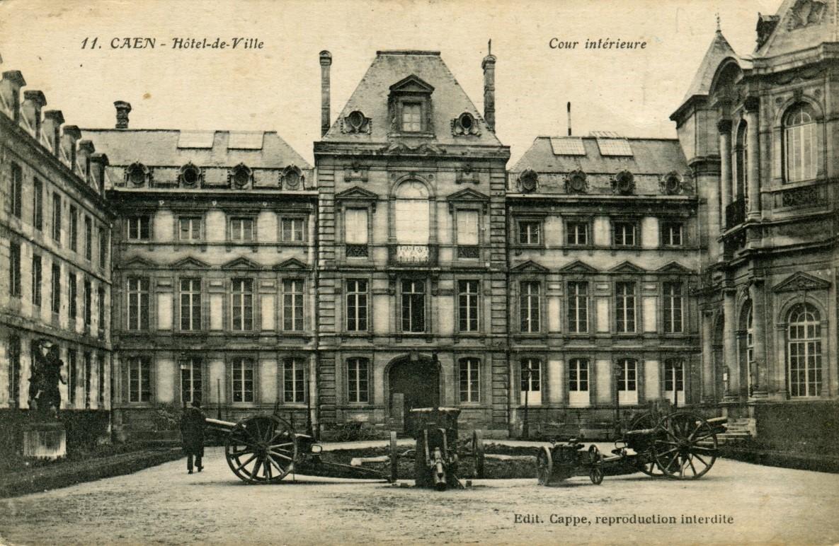 Ancien Hôtel de ville - Aile de la rue Saint-Laurent