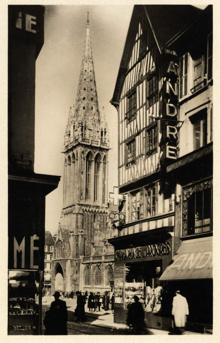 Pharmacie du Progrès, rue Saint-Jean
