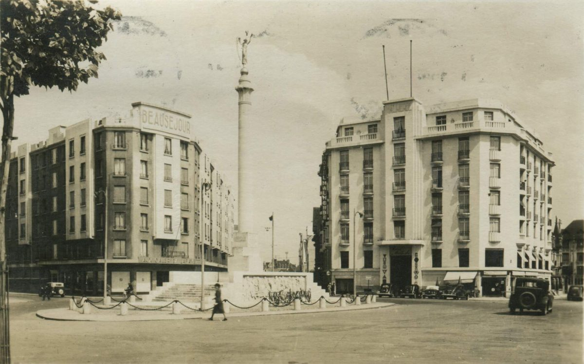 Place Foch (collection Pigache)