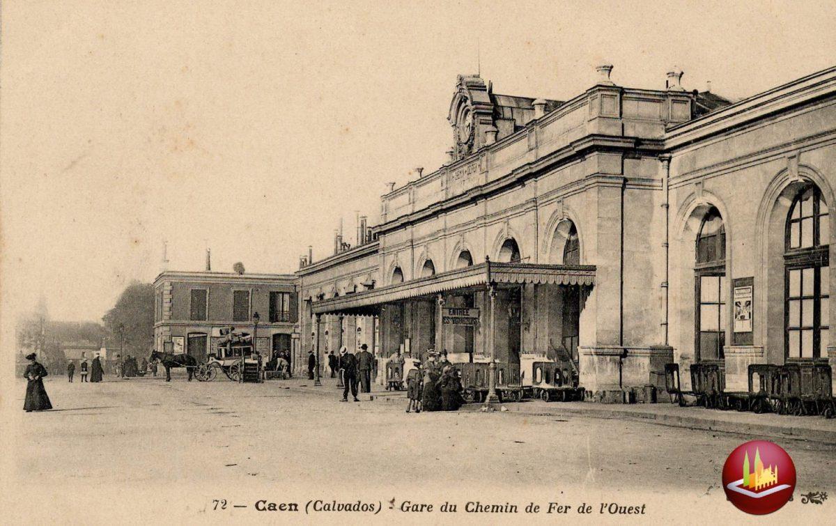 Ancienne Gare de l'Ouest